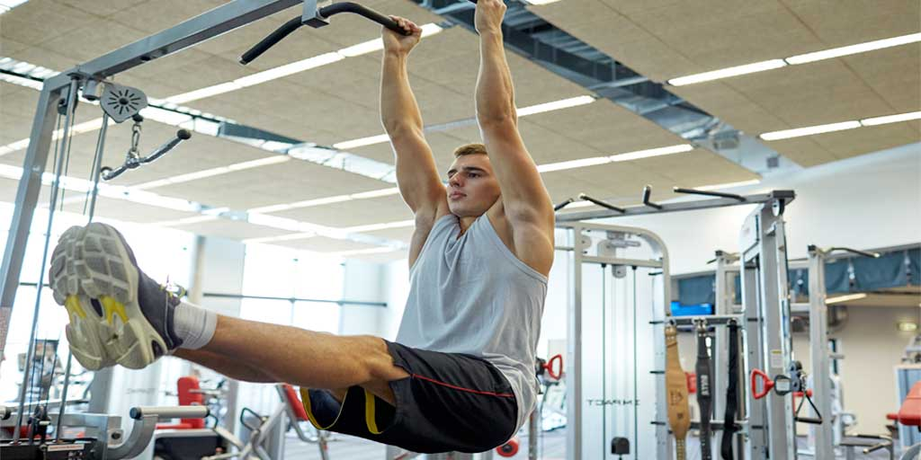 9 Hanging Leg Raises Core Exercises For Men