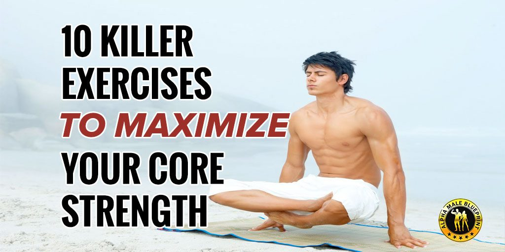 core exercises for men