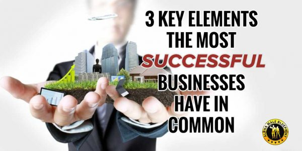 3 Key Elements the Most Successful Businesses Have in Common
