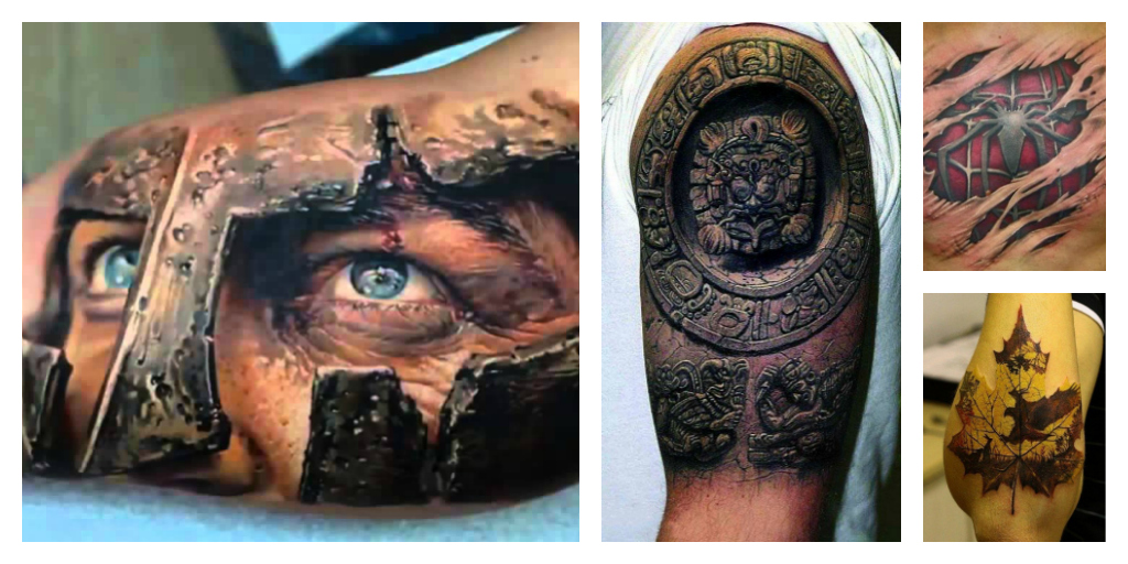 10 tattoos for men that women find attractive tattoos for men malvernweather Choice Image