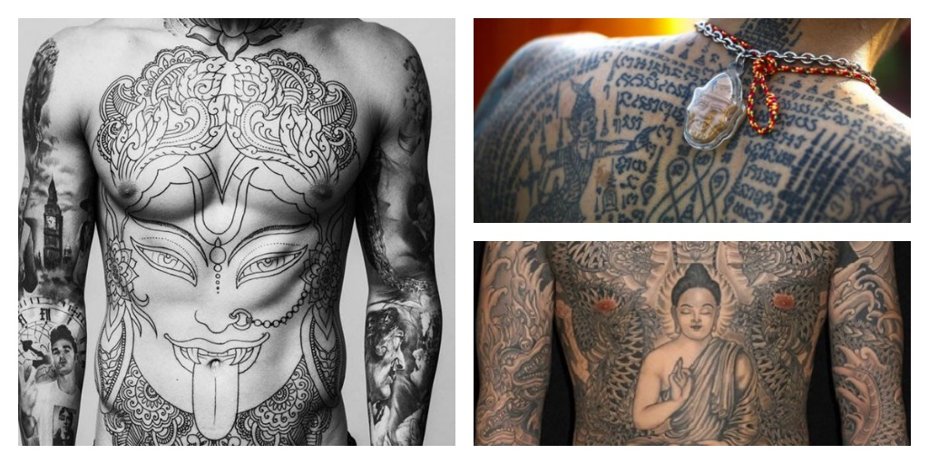 Top 10 tattoos for men that women find attractive tattoos for men malvernweather Choice Image