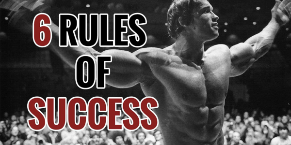 6 Rules Of Success – Motivational Video 2016