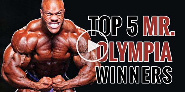 Top 5 Mr Olympia Winners Of All Time