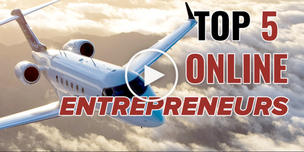 Top 5 Online Entrepreneurs That Changed The World